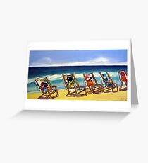 Relax ! Greeting Card
