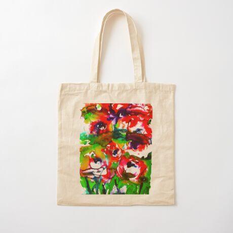 BAANTAL / Pollinate / Lust #2 Cotton Tote Bag
