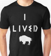 OneRepublic-I Lived Unisex T-Shirt