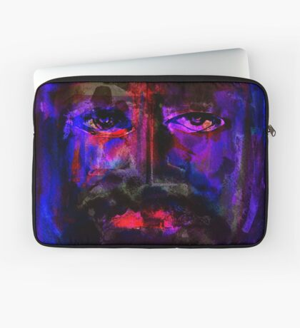 BAANTAL / Hominis / Faces #4 Laptop Sleeve