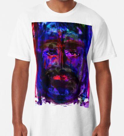 BAANTAL / Hominis / Faces #4 Long T-Shirt