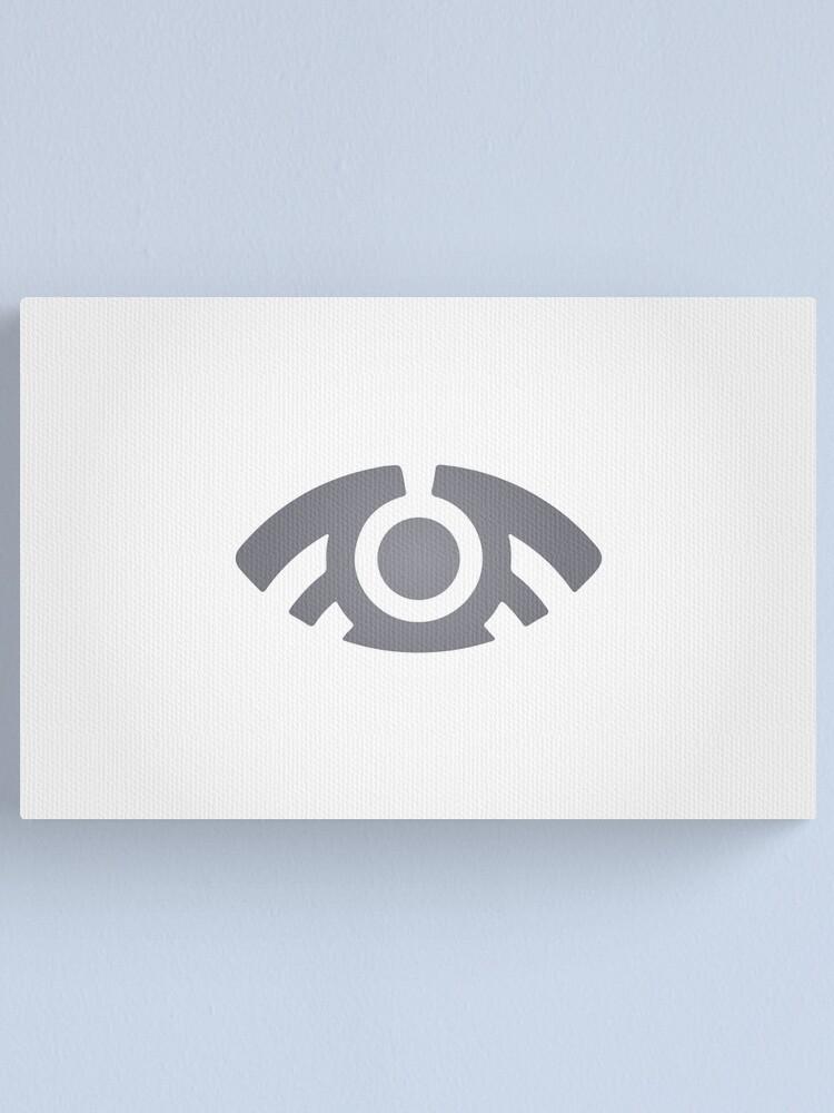 Alternate view of Arkangel Logo Canvas Print
