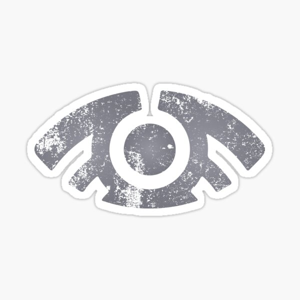 Arkangel Logo · Distressed Sticker
