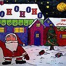 Merry Christmas 2010 by Monica Engeler