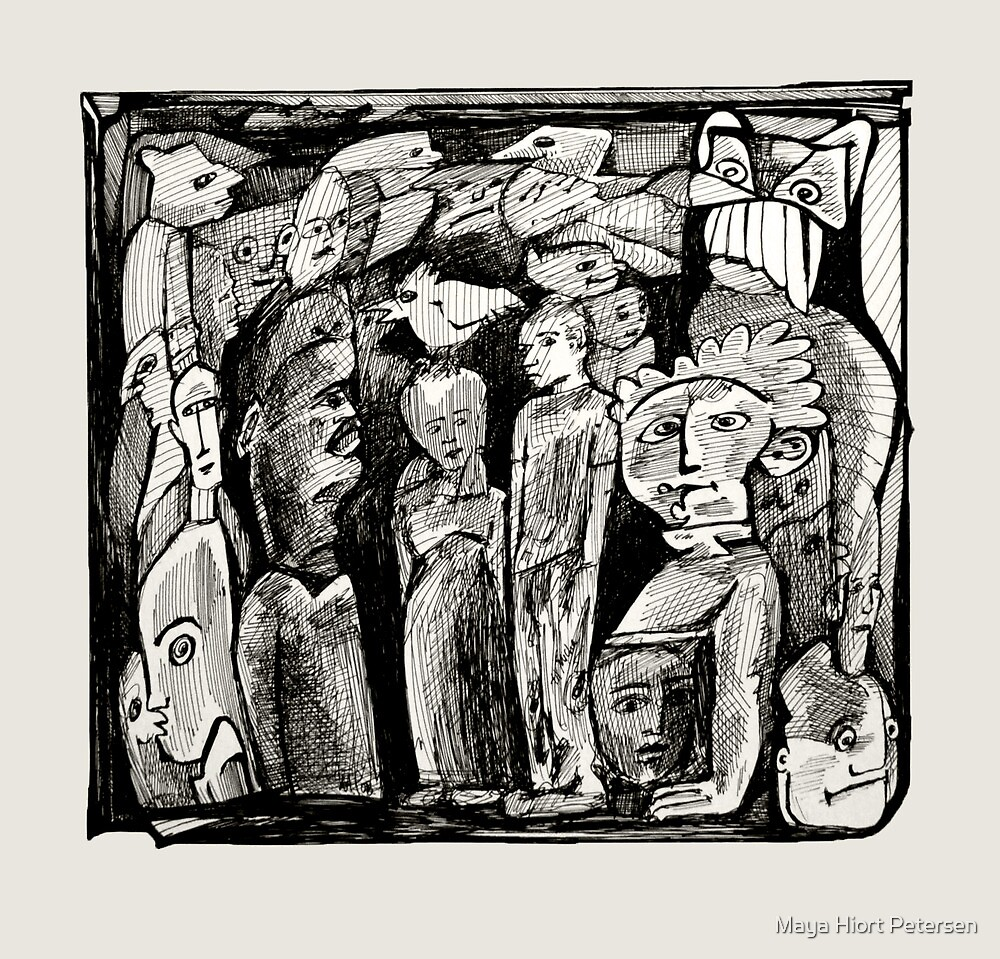 Family Eulitz by Maya Hiort Petersen