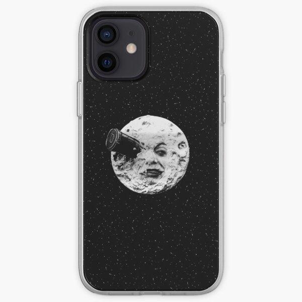 La Lune de Mellies iPhone Soft Case