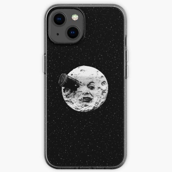 La Lune de Mellies Coque souple iPhone