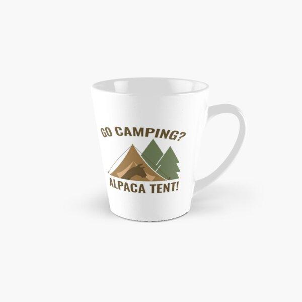 Alpaca Tent Tall Mug
