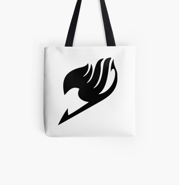 Fairy tail logo  All Over Print Tote Bag