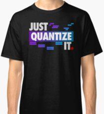 Just Quantize It (Color Edition) Classic T-Shirt