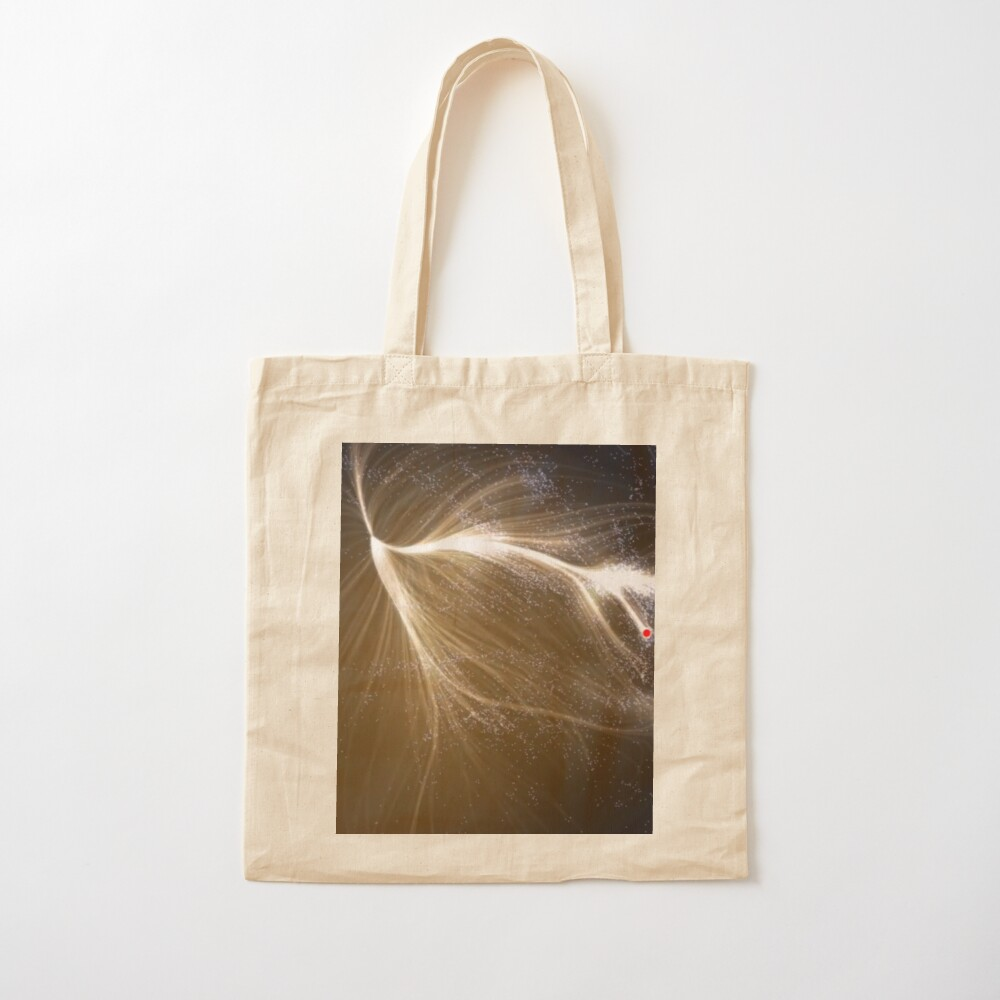 Laniakea Supercluster, Cosmology, Astrophysics, Astronomy, ssrco,tote,cotton,canvas_creme,flatlay,square,1000x1000-bg,f8f8f8
