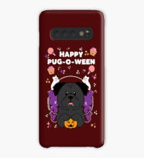 Licorice the Black Pug Case/Skin for Samsung Galaxy