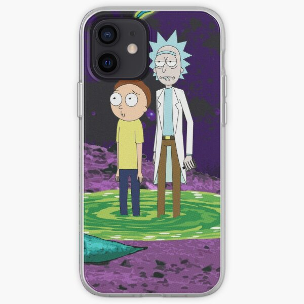 Rick And Morty - The Lost Portal Gun Vol 0 iPhone Soft Case