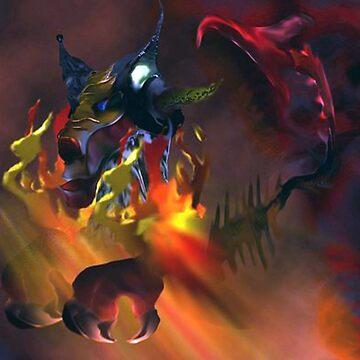 Dragon beast by KSArt