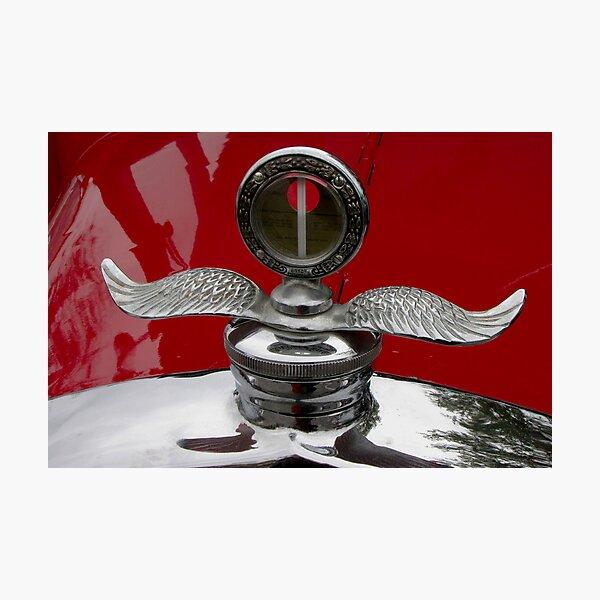 Winged Boyce Motometer Photographic Print