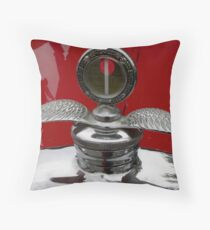 Winged Boyce Motometer Throw Pillow