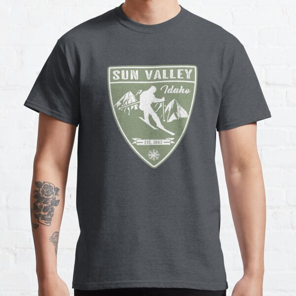 Sun Valley Idaho Classic T-Shirt