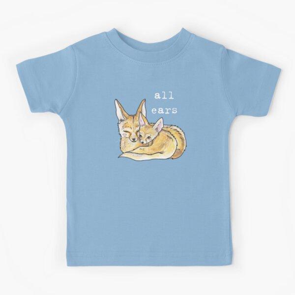 Fennec Fox - Animal series Kids T-Shirt