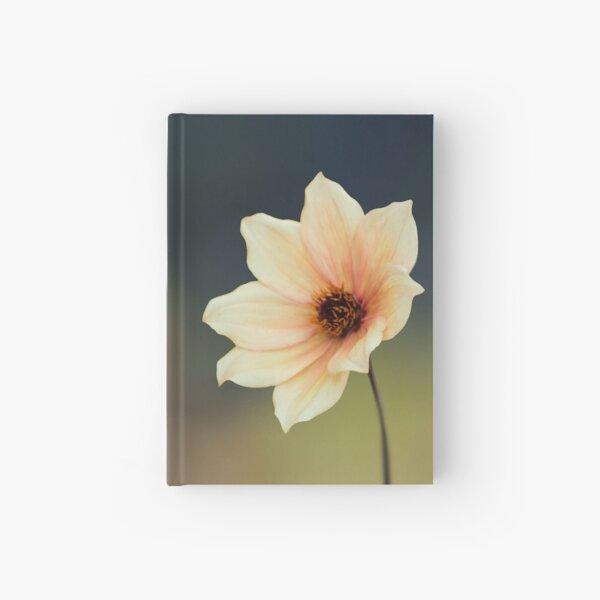 Yellow Flower  Hardcover Journal