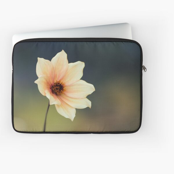 Yellow Flower  Laptop Sleeve