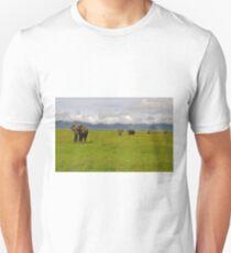 Ngorongoro Elephants Unisex T-Shirt