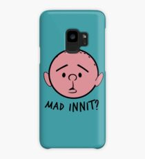 "Pilky. ""Mad innit?"" Case/Skin for Samsung Galaxy"