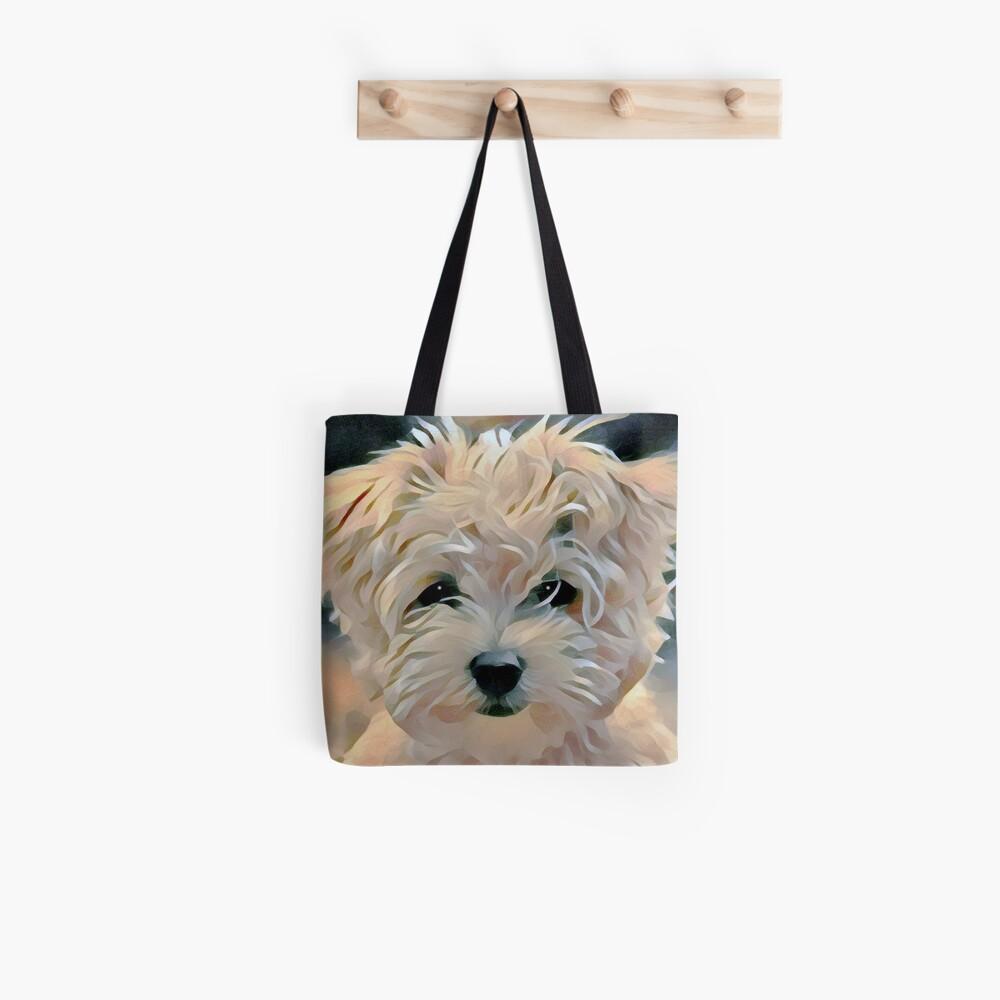 Westie Tote Bag