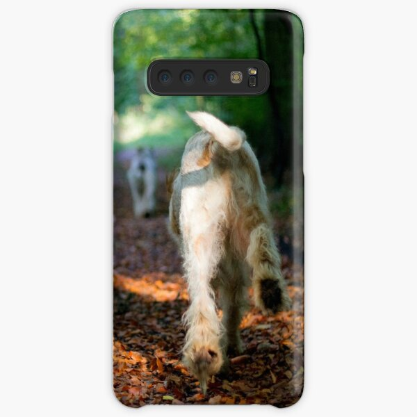 Italian Spinone Dogs Woody and Ruben Samsung Galaxy Snap Case