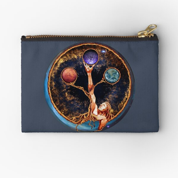 Tales of Reign Dominion Mired  Zipper Pouch