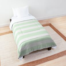 Green Angel Wing A Comforter