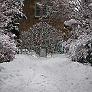 East Gate - Royal Botanic Gardens Edinburgh by Chris Clark
