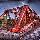 Railway Bridge by Scott Carr