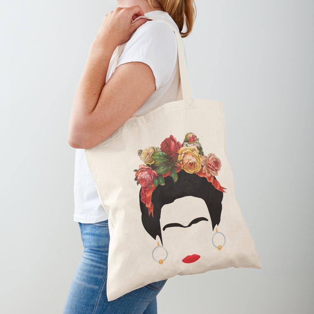 Frida K Tote Bag