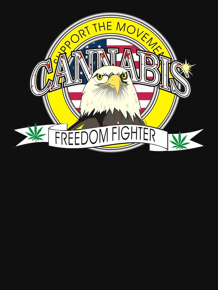 Legalize Marijuana by MarijuanaTshirt