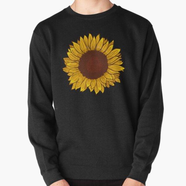 Sunflower Pullover Sweatshirt