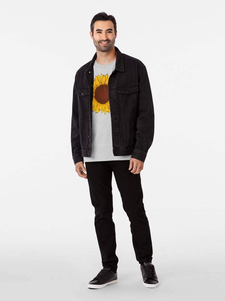 Alternate view of Sunflower Premium T-Shirt