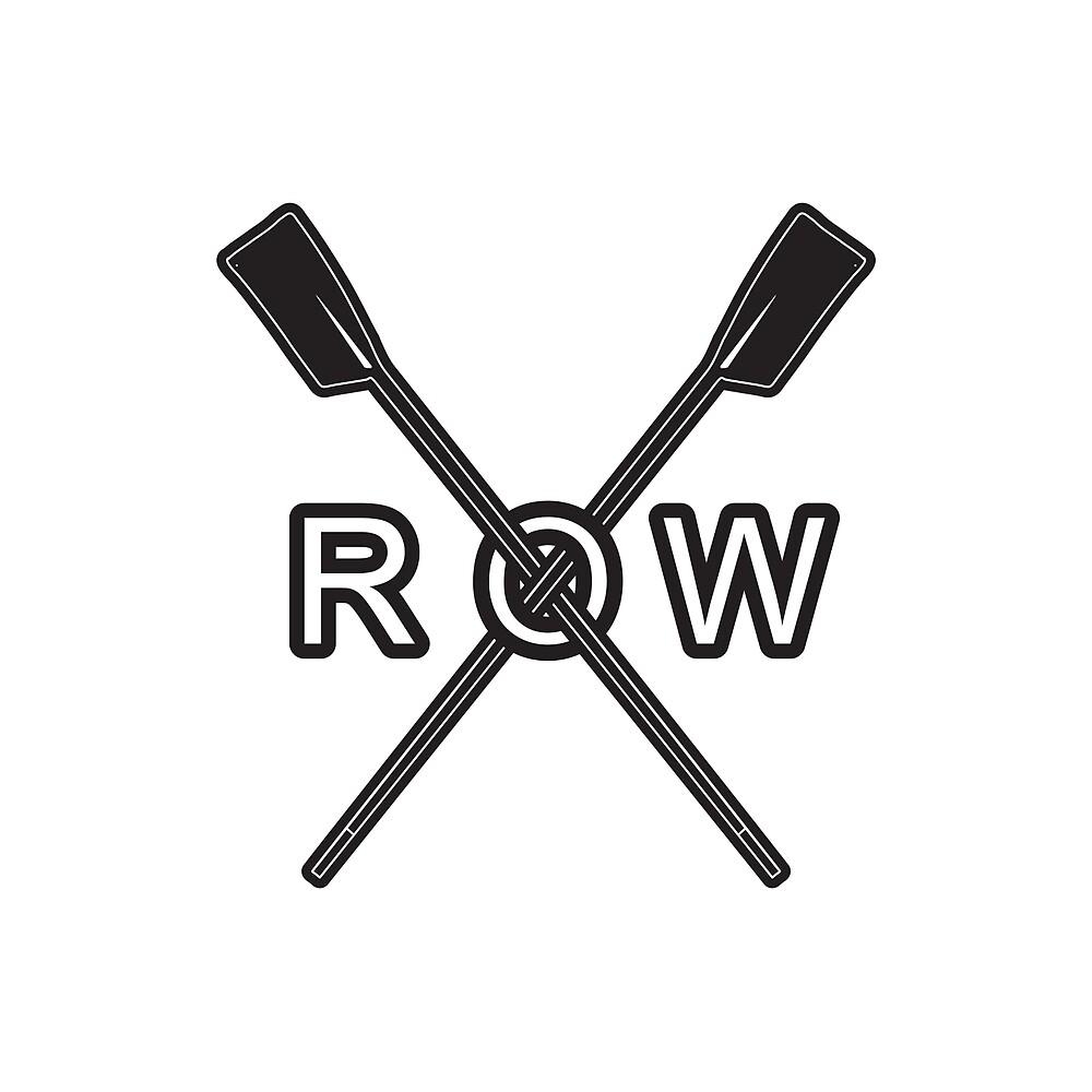 Row by Richard Rabassa