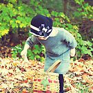 little wanderer #3 by debbebehnke