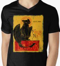 Fury of the Night - Vintage Edition Men's V-Neck T-Shirt