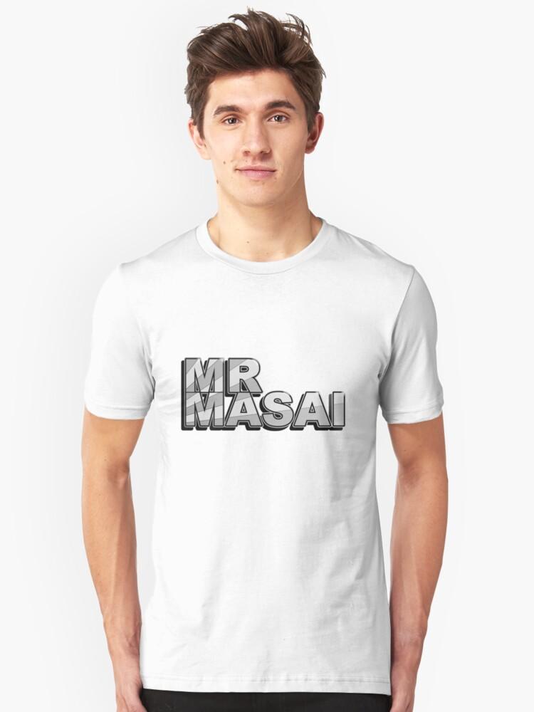 MrMasai Grey by MrMasai