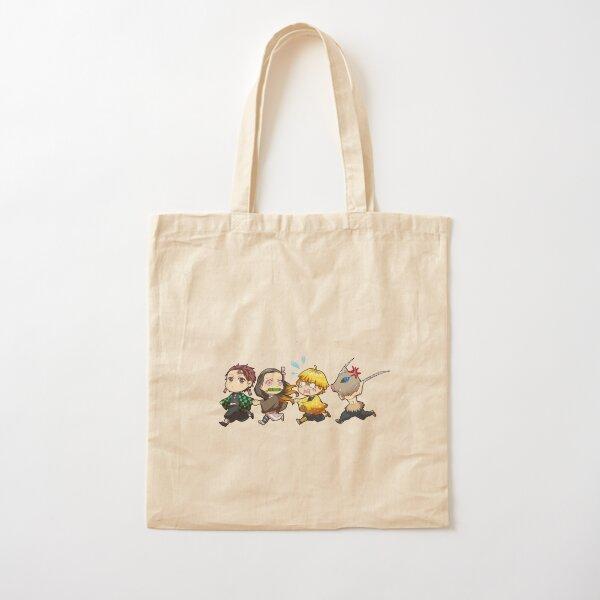 Kimetsu no Yaiba Squad Tote bag classique