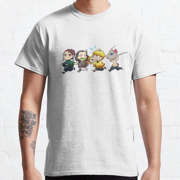 Escuadrón Kimetsu no Yaiba Camiseta clásica