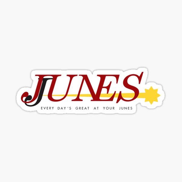 Persona 4 - Junes Sticker