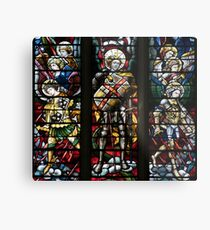 Stained Glass Window Photography 0010 Metal Print