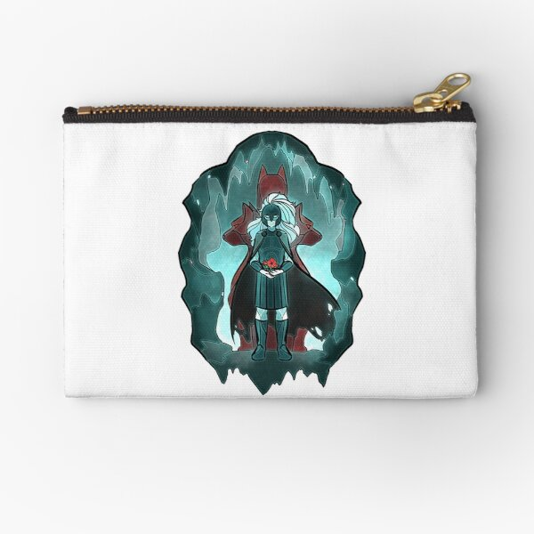Stained Glass: Hades Zipper Pouch