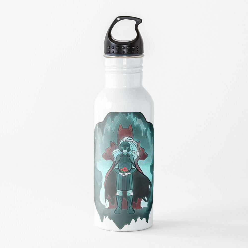 Stained Glass: Hades Water Bottle
