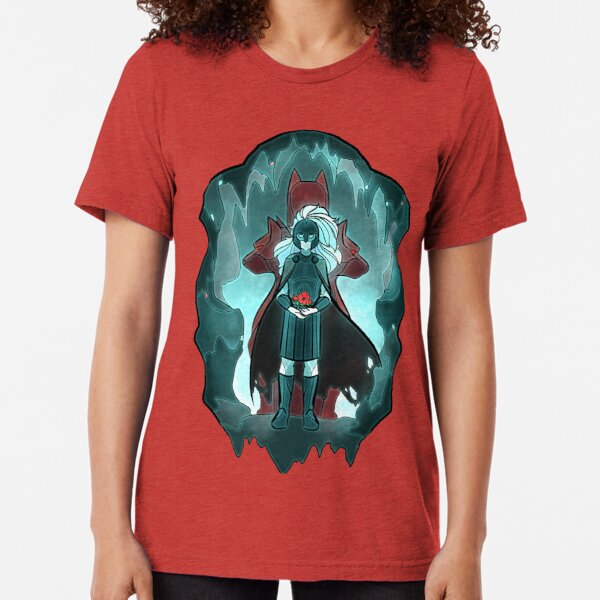 Stained Glass: Hades Tri-blend T-Shirt