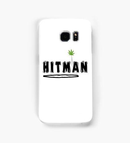 """Marijuana """"Hitman"""" Samsung Galaxy Case/Skin"""