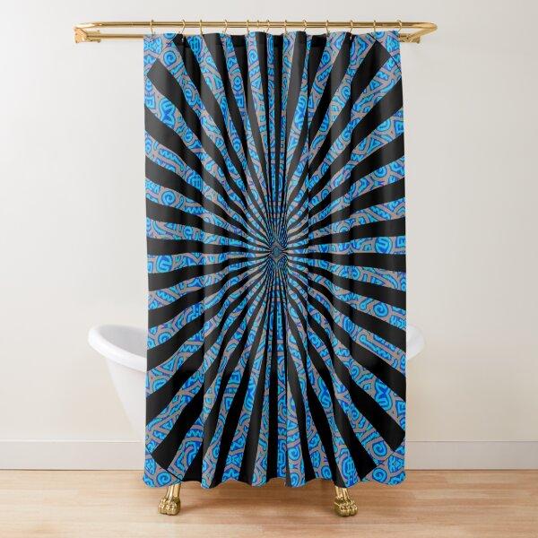 #Optical #Illusion #OpticalIllusion Shower Curtain