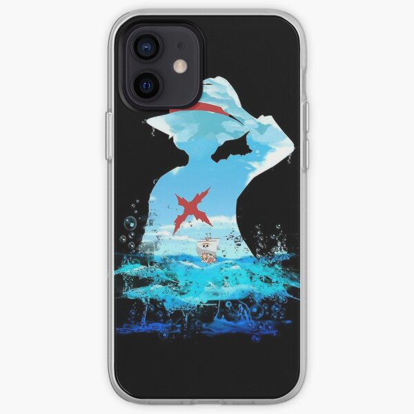 Luffy One Piece iPhone Soft Case